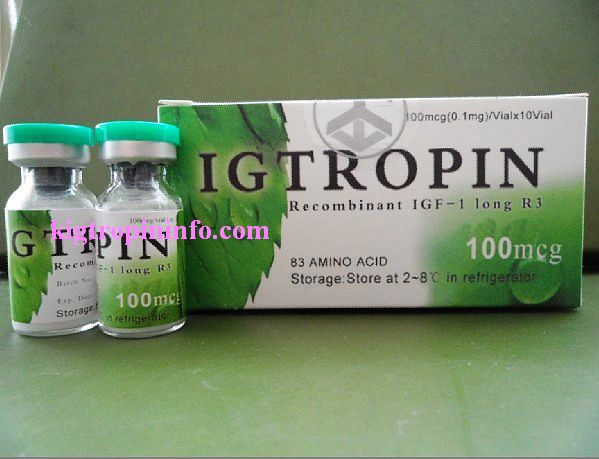 Igtropin 1mg 30 kits