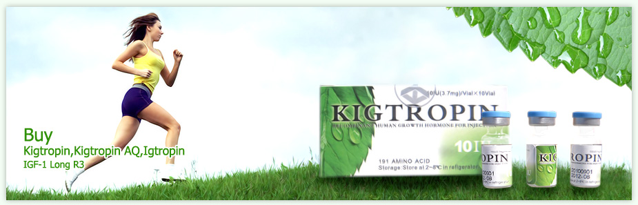 Kigtropin, hgh kigtropin and kigtropin reviews from kigtropininfo.com